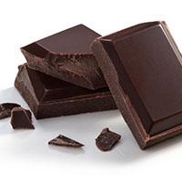 kostki czekolady