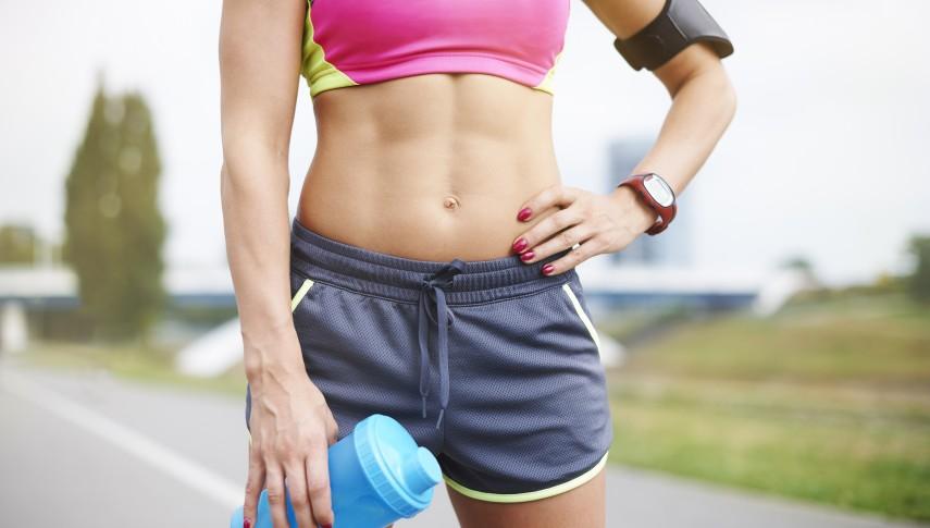 Cwiczenia Na Plaski Brzuch Dla Poczatkujacych Odchudzanie Bez Kitow