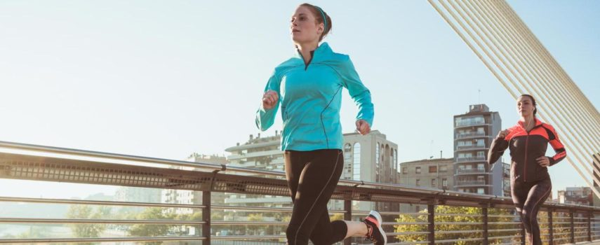 bieganie na wiosnę