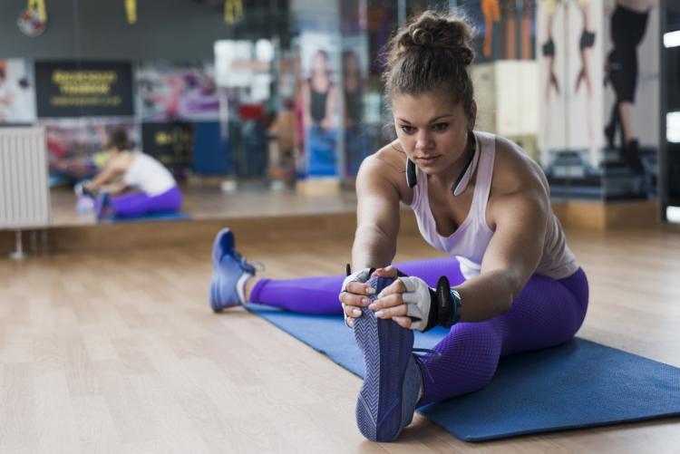 fitness trening